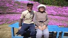 Görme engelli eşine büyük sürpriz
