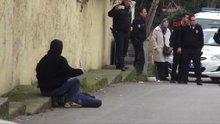 Kartal'da bıçaklı kişi kadını rehin aldı
