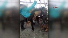 Kız öğrencilerin Erkek kavgası