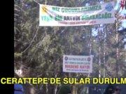 Cerattepe'de halkın gözü mahkemede