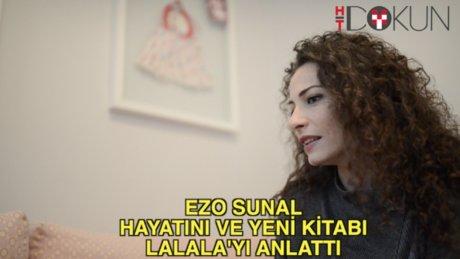 Ezo Sunal yeni kitabını anlattı