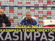 Kasımpaşa - Eskişehirspor maçının ardından