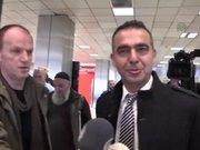 Müftüoğlu'ndan istifa açıklaması