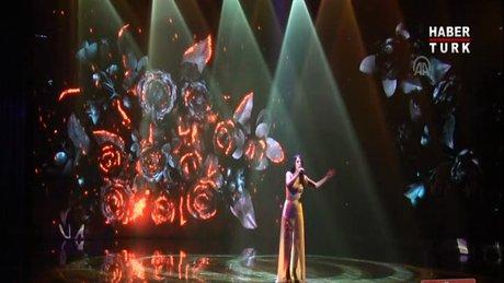 Kırım Türk'ü Eurovision'da