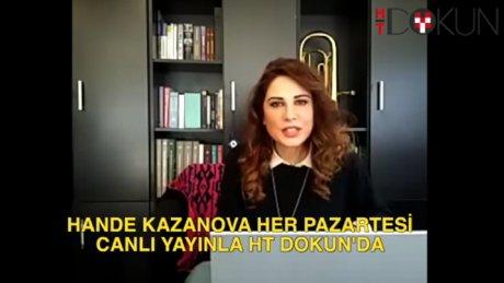 Hande Kazanova 22 Şubat 2016 canlı yayını