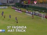 37'lik Diego Forlan'dan hat-trick