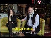 Kudsi Ergüner Kübra Par'a konuştu