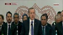 Cumhurbaşkanı Erdoğan, Somali Forumu'nda konuştu