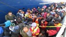 Sığınmacı teknesinde bu kez Suriyeli mülteciler değil, şırnaklı vatandaşlar yakalandı