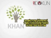 Khan Academy Türkçe, eğitim ücretsiz