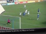 Messi'ye özendiler ama olmadı!