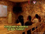 Kalehöyük Arkeoloji Müzesi'ne turist akını