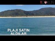 40 bin internet kullanıcısı Yeni Zelanda plajını satın aldı