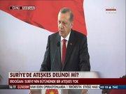 Cumhurbaşkanı Erdoğan Fildişi Sahili'nde konuştu