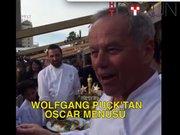 Wolfgang Puck'tan Oscar menüsü