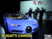 Bugatti Chiron göz doldurdu