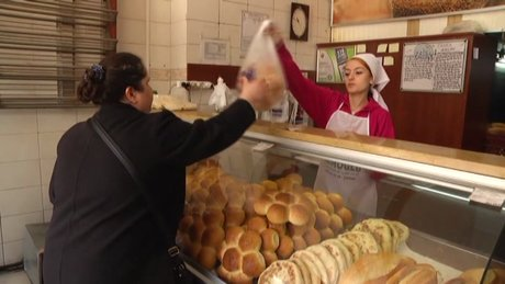 Poşetini getirene indirimli ekmek