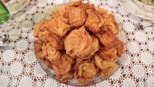 Adana Mutfağından Karakuş Tatlısı