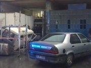 Başakşehir'de polise saldırı