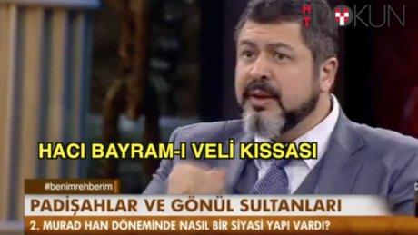 Fatih Çıtlak - Hacı Bayram-ı Veli kıssası