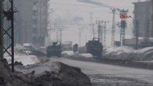 Yükseklova'da barikat ve hendek operasyonu