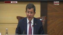 Başbakan Davutoğlu İran'da