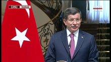 Başbakan Davutoğlu İran'da konuştu