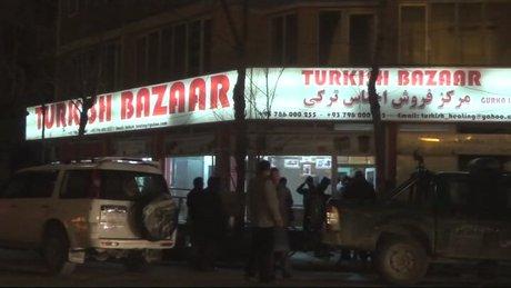 Afganistan'da Türkler'e saldırı
