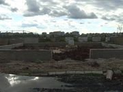 Tahir Elçi'nin mezarına duvar örüldü