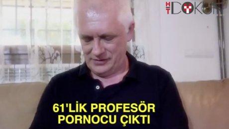 61'lik profesör pornocu çıktı