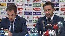 Vitor Pereira'nın maç sonu açıklamaları