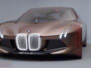 BMW Vision Next 100 görücüye çıktı