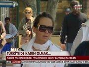 Türkiye'de kadın olmak