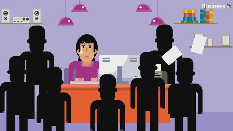 Animasyon: Çalışan kadın eşitlik için daha ne kadar bekleyecek?