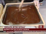 Çikolata beyne faydalı