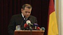 Dursun Özbek'in Divan Kurulu konuşması