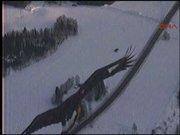 Norveç kartalı NATO dronunu düşürdü