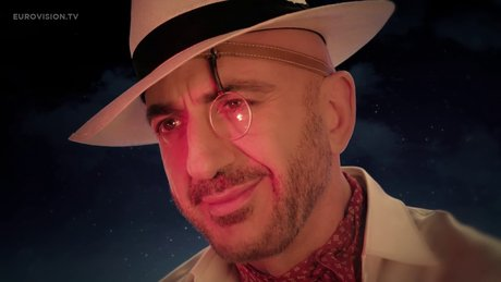 Türk şarkıcı Serhat Hacıpaşalıoğlu, Eurovision şarkısını tanıttı