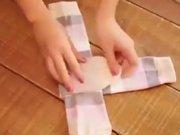 Düzensiz çoraplara son! (yeni katlama yöntemi)