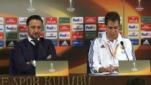 Vitor Pereira'nın Braga maçı sonrası açıklamaları