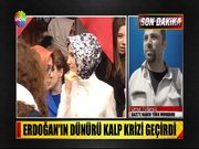 Sümeyye Erdoğan'ın nişanı öncesi talihsizlik