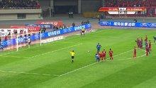 Demba ba penaltıyı kaçırdı