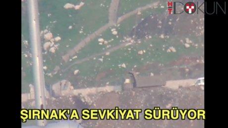 Şırnak'a sevkiyat sürüyor