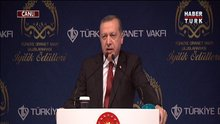 Cumhurbaşkanı İstanbul'da