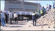 Kayseri'de kaza sonrası can pazarı