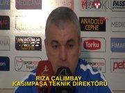 Sivasspor - Kasımpaşa maçının ardından