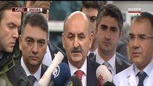 Sağlık Bakanı Kızılay'da yapılan terör saldırısı hakkında açıklama yaptı
