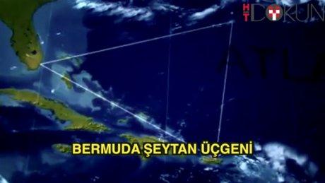 Bermuda şeytan üçgeninin sırrı çözülüyor mu?
