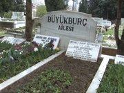 Erol Büyükburç mezarı başında anıldı