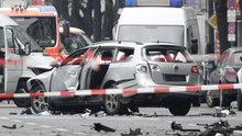Berlin'de bombalı saldırı